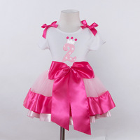 22inch For Newborn Tutu Skirt Baby Girl Clothes Romper Girls Clothing Sets Cotton Bodysuit 2 pcs/set Hot Pink dolls accessories