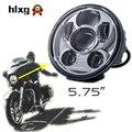 "Accesorios de la motocicleta Chrome Daymaker Llevó Linterna de La Motocicleta 5.75 Pulgadas 12 V 5-3/4 ""de la lámpara Para Harley Davidson Sportster"