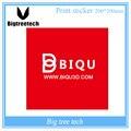 BIQU 10 PCS 200*200 MM Acessórios Da Impressora 3D Pintor Vermelho Cama de Impressão Impressão Fita Etiqueta Fita Placa Construir para 3D de Impressora