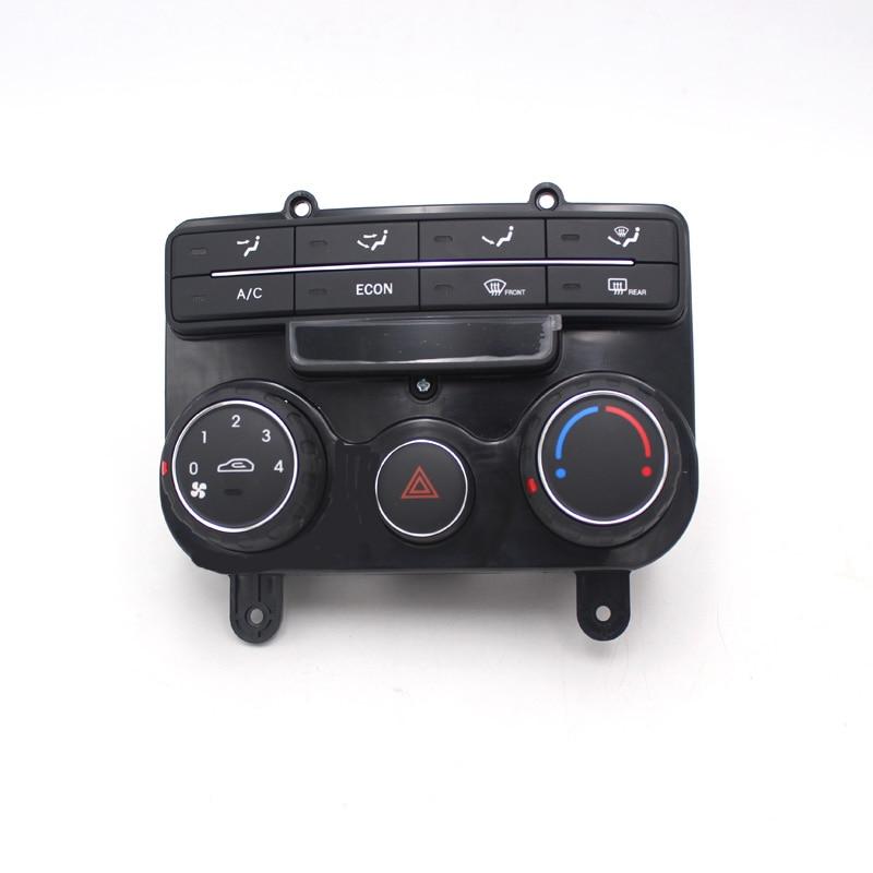 for HYUNDAI i30 AIR CONDITIONER MODULE A/C Air Con Heater Control Unit HEATER CLIMATE CONTROL UNIT цена 2017