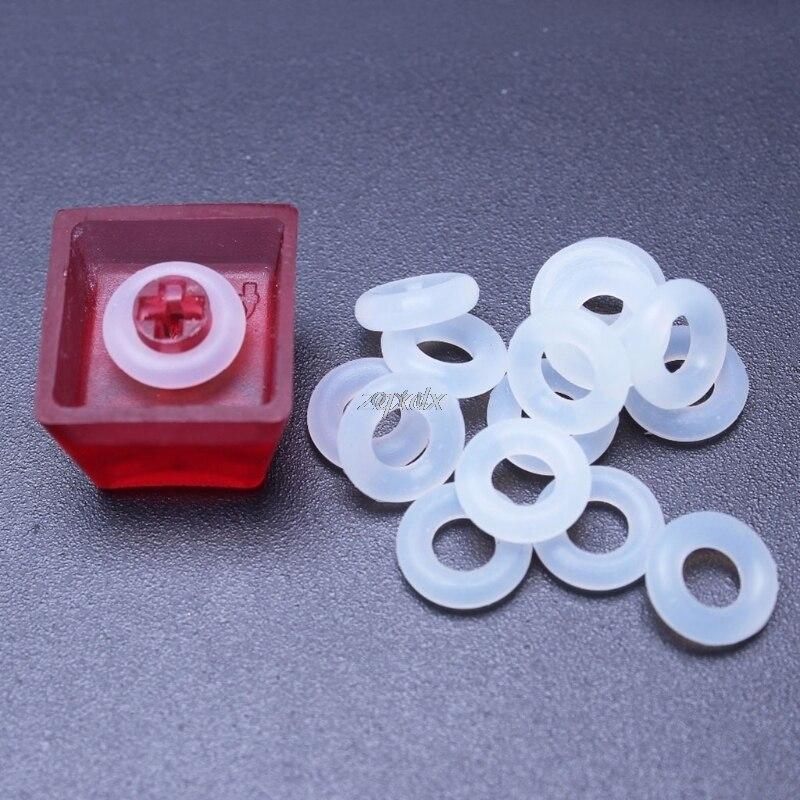 120 шт. колпачки резиновое уплотнительное кольцо переключатель увлажнители для Вишня клавиатура MX Z09 Прямая поставка