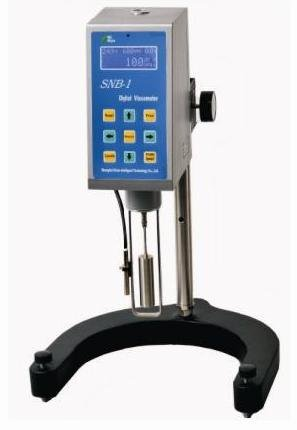 Digital viscometer Viscosity meter SNB-2 1-6,000,000mPa.s Free shipping Wholesale Retail and drop shipping
