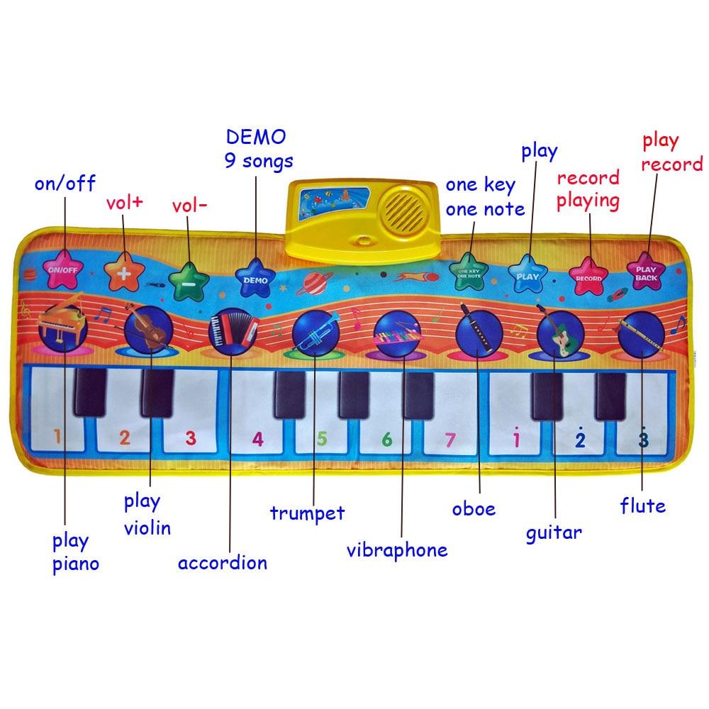 Baby-Piano-Mats-Music-Carpets-Newborn-Kid-Children-Touch-Play-Game-Musical-Carpet-Mat-Animal-Moon-Blanket-Rug-Toys-gift-animal-3
