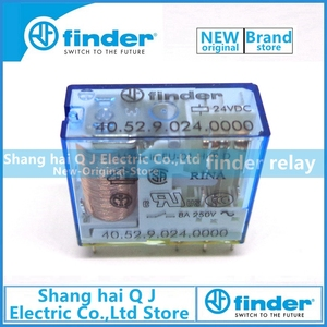 Image 3 - Brand new and original finder 40.52.9.024.0000 type 40.52 24VDC 8A relay