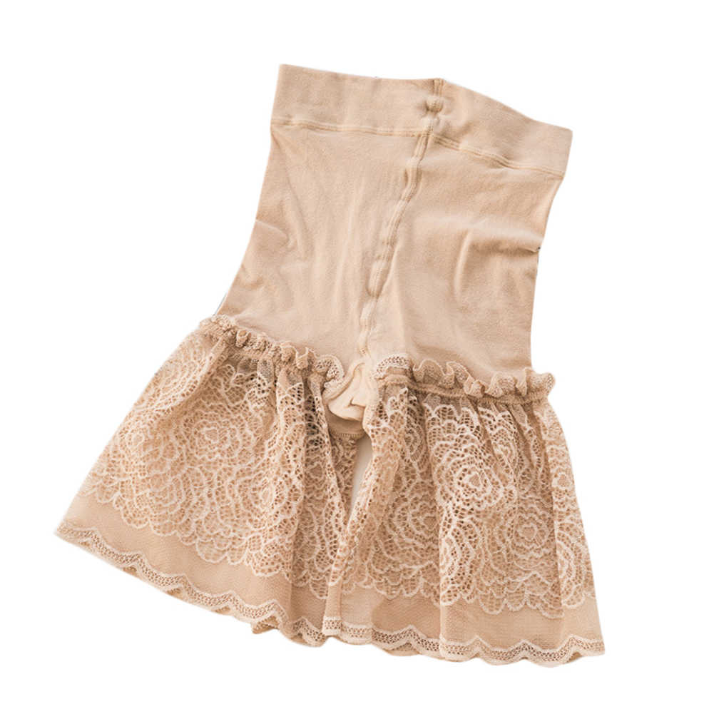 Plus rozmiar kobiet wysokiej jakości krótki spodnie w połowie talii koronki gorące spodenki elastyczne spodnie 2019 lato Hot sprzedaż