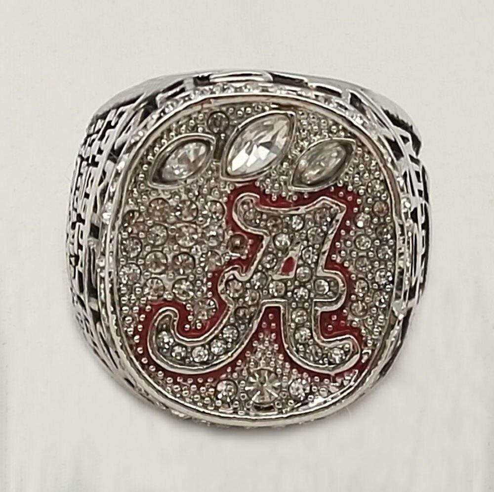 popular alabama replica chionship rings buy cheap