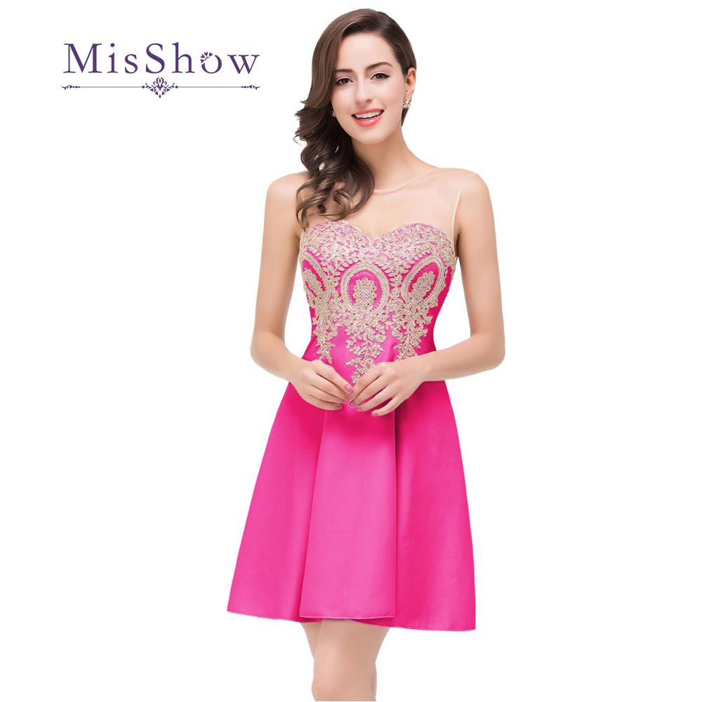 Online Get Cheap Oro Rojo Corto Vestido De Fiesta -Aliexpress.com ...