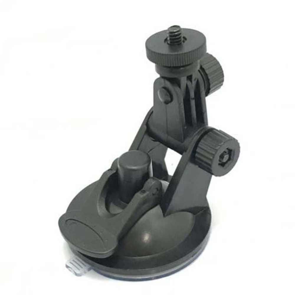 Mini tonto coche grabadora de conducción de montaje DVR soporte conector de tornillo Rack DV Cámara GPS soporte ABS carga máxima de 3kg
