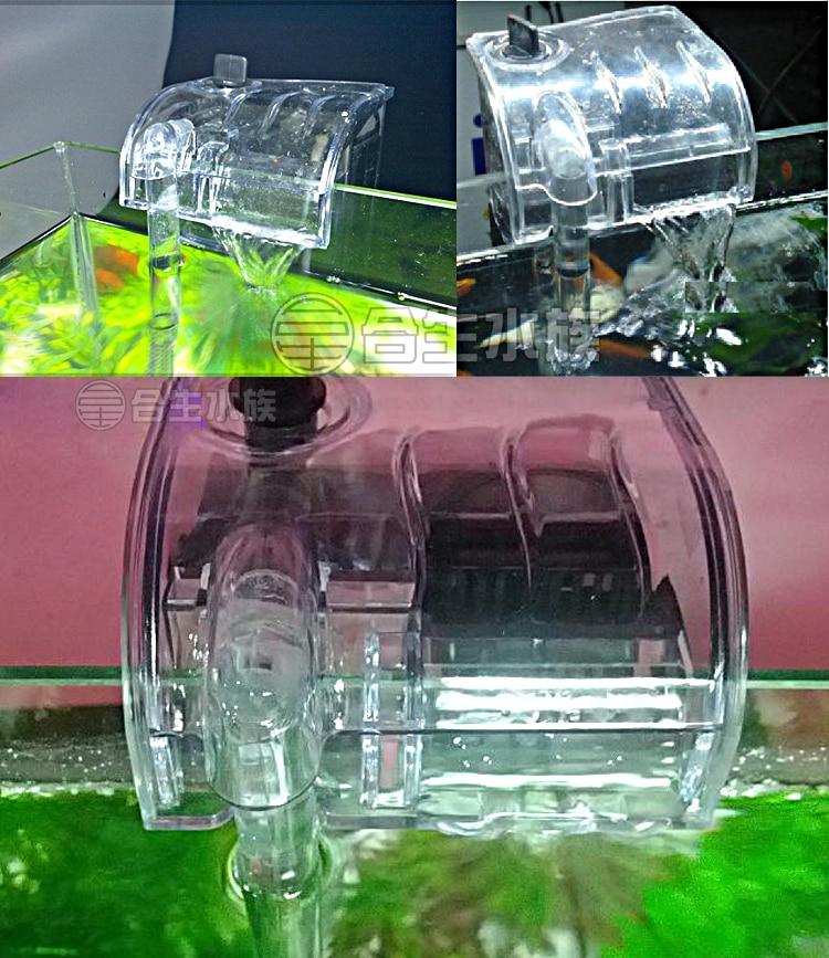 Acquista all 39 ingrosso online mini acquario filtro da for Depuratore per acquario tartarughe