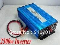 Вт 2500 Вт Инвертор Чистая синусоида 24 В/В 230 В/50 Гц, для солнечной системы, для фотоэлектрических