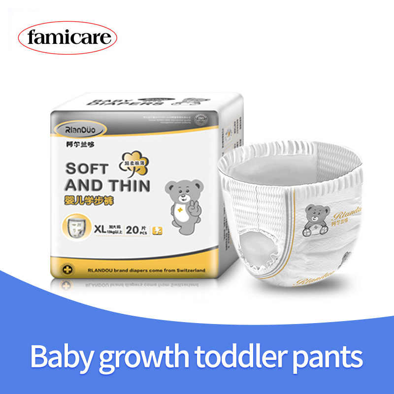 Baby Disposable Diaper Toddles Training Pants Infant Learning Walking Pants Kids Wear Nappy Disposable Trunks Boxers 10KG-20kg