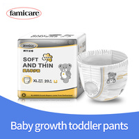 Baby Disposable Diaper Toddles Training Pants Infant Learning Walking Pants Kids Wear Nappy Disposable Trunks Boxers 10KG 20kg