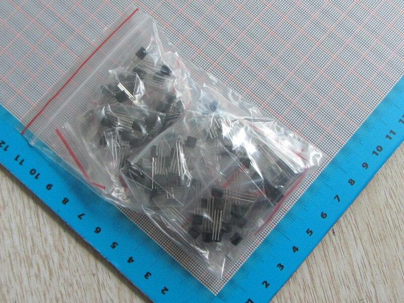 Free Ship 170pcs/lot High Quality transistor kit TO-92 kit transistor 17value*10pcs to92 transistor kit low power transistor set