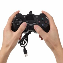 Gasky New Arrival Wired Gamepad Joystick Joypad Game Controller For PC Laptop Computer Game Console Professional Gaming Kid Gift
