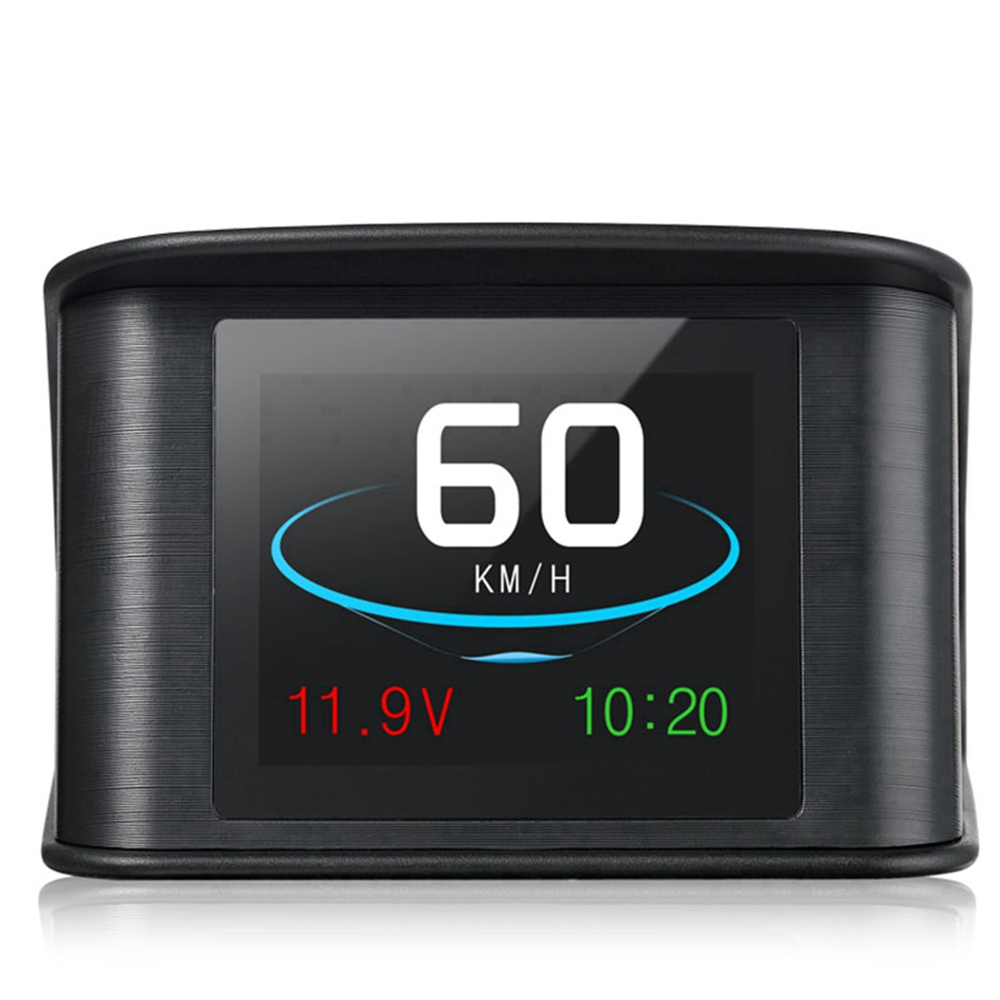 Fit for All Car Speed Projector Windshield Electronics Digital GPS Speedometer HUD Head Up Display Automobile Projector-in Head-up Display from Automobiles & Motorcycles    1