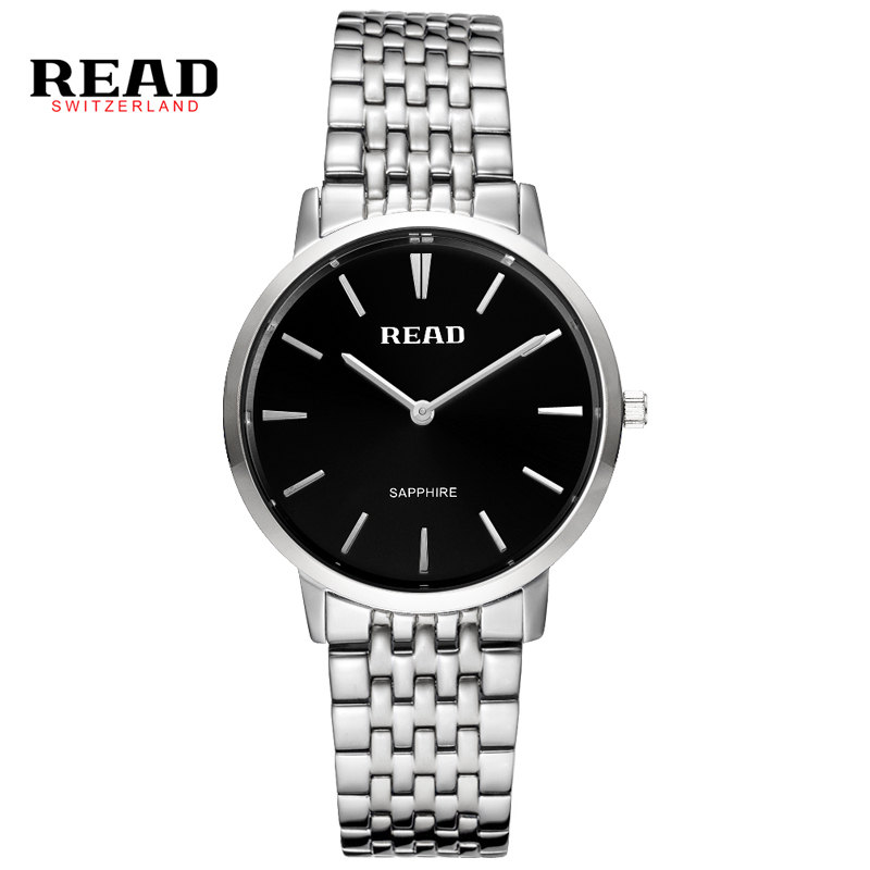 READ watches expression couple waterproof quartz watch fashion business R6028G цена и фото