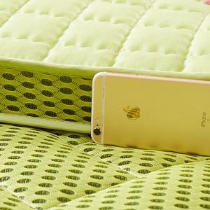 Image 5 - Kostenloser versand verdicken massage matratze doppel einzigen schlafsaal matratze bambus faser luft matratze camping