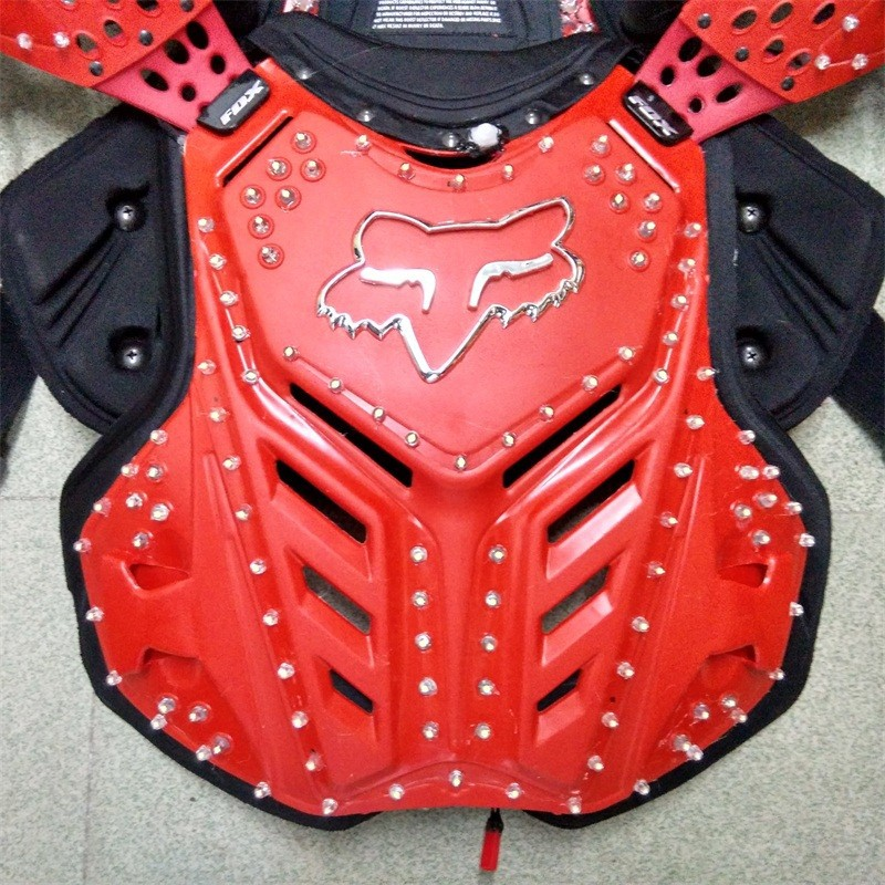 LED armor costumes 006