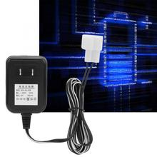 220V CN Plug Power Supply Charger Adapter 6V 700mA Wall AC for Kids Ride On Car Toy Battery