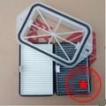 Cabine Filtro de Ar Para AUDI A3 Q3 externo VW Sharan Tiguan Sagitar PASSAT Golf 7 2012-2015