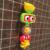 Colorido Criativo Novo Banheiro Pequeno Rotativo Música Brinquedos para As Crianças brincando Na Água Do Banho Do Bebê Brinquedo Crianças Divertido Jogo presentes