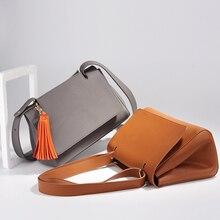 Дамы мягкий личи коровьей gennuine кожаные сумки сумки для женщин кистями большой случайные сумки на ремне stratchel мешок