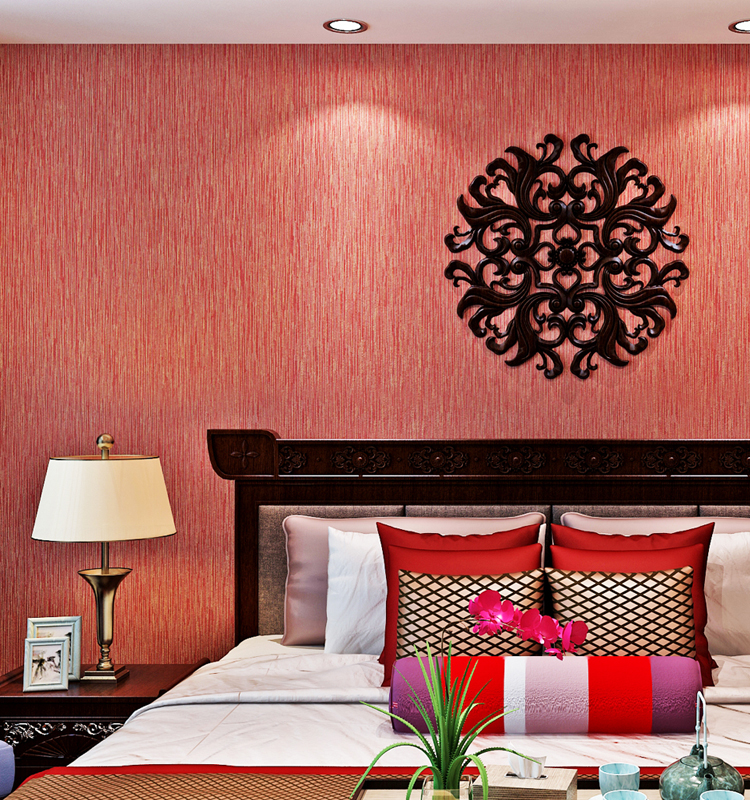 HANMERO 3d Luxury Background Wall Wallpaper red wallpaper murals for ...
