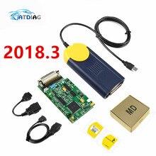진단 도구 멀티 Diag 멀티 Diag 액세스 J2534 인터페이스 OBD2 장치 Multidiag J2534 무료 배송