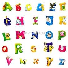 Popular Animal Alphabet Letters-Buy Cheap Animal Alphabet Letters ...
