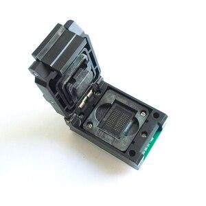 Image 2 - بغا 132/152 إلى TSOP48 U القرص الوجه scoket SSD محرك الحالة الصلبة مبرمج محول 1.0 مللي متر الملعب IC حجم: 12*18 14*18