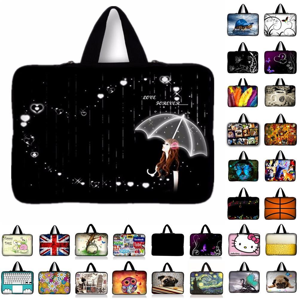 Women notebook laptop bag Sleeve Waterproof Bag Case Handbag For iPad Macbook Tablet PC 7 10 11.6 15 15.4 15.613.3 14 17