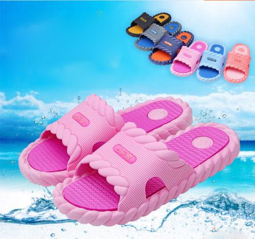taille 40 ceb62 5b540 € 9.03  Jolie femmes Flip Flops pantoufles d'été fille sandales chaussures  Anti slip chaussures chaussons pour cadeau dans Pantoufles de ...
