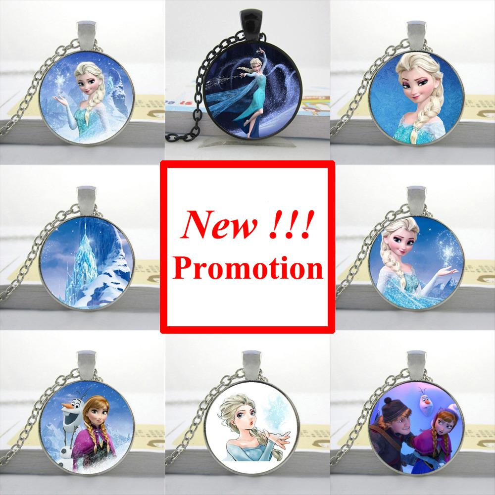 Snow Queen Diamontrigue Jewelry: 2017 New Fashion Snow Queen Necklace Dairy Queen Jewelry