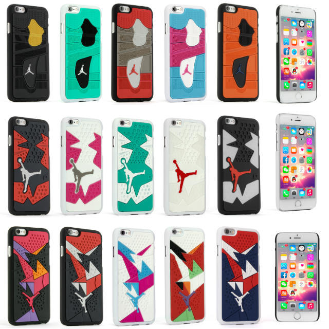 online store 1bb32 45acf US $5.9 |New Arrival !!3D Jordan sneakers Sole PVC Rubber Cover For iPhone  6 Plus Jump man Phone Case Free Shipping on Aliexpress.com | Alibaba Group