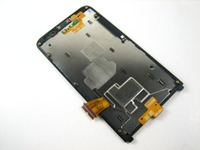 Replacement Full LCD Display + Touch Screen Digitizer + Frame for Verizon BlackBerry Z30 CDMA Black