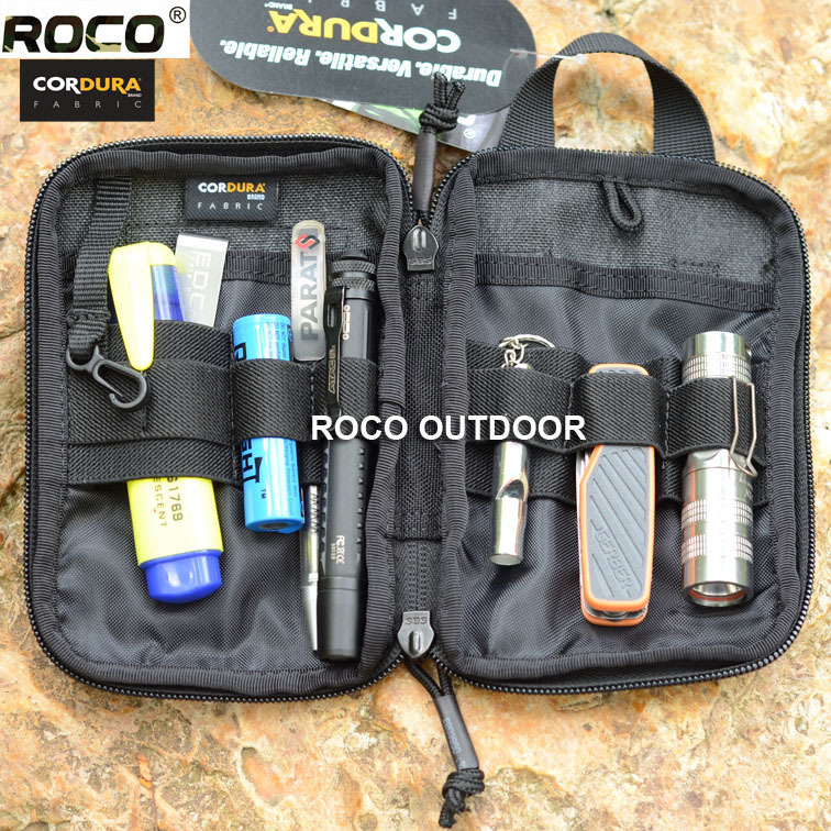 militar viagem esportes bolso organizador Features : Waterproof, Scretchproof, Dual Zip
