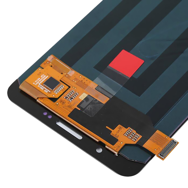 """Display Lcd completo per SAMSUNG Galaxy A7 2016 A710 A710F A710M A710Y 1080*1920 5.5 """"Super AMOLED Display LCD + Touch Screen  4"""