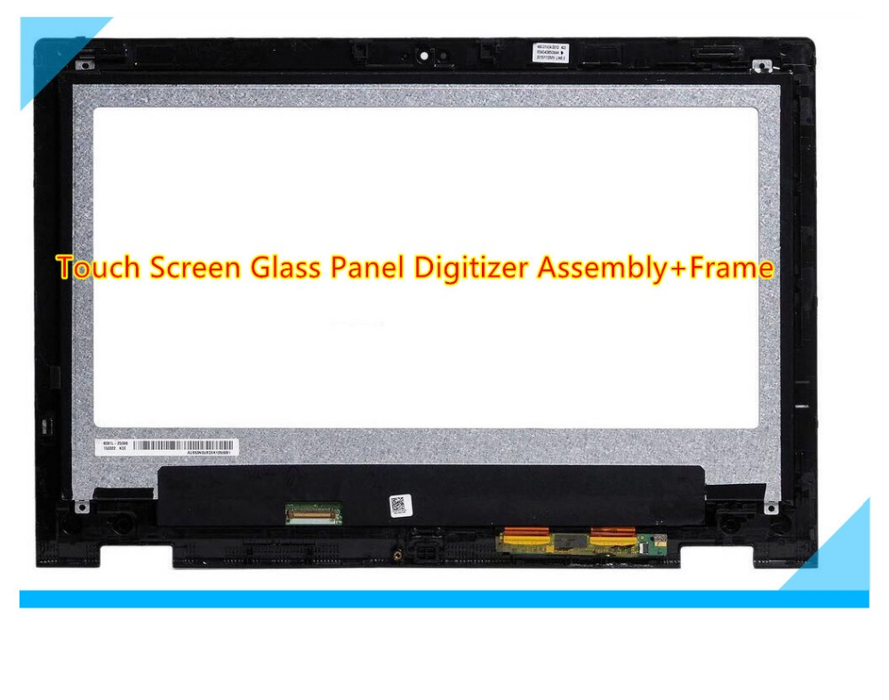 Digitizer Touch-Screen Dell Inspiron Assembly LTN133HL03-201 1920--1080 for 13/7347/7348/..