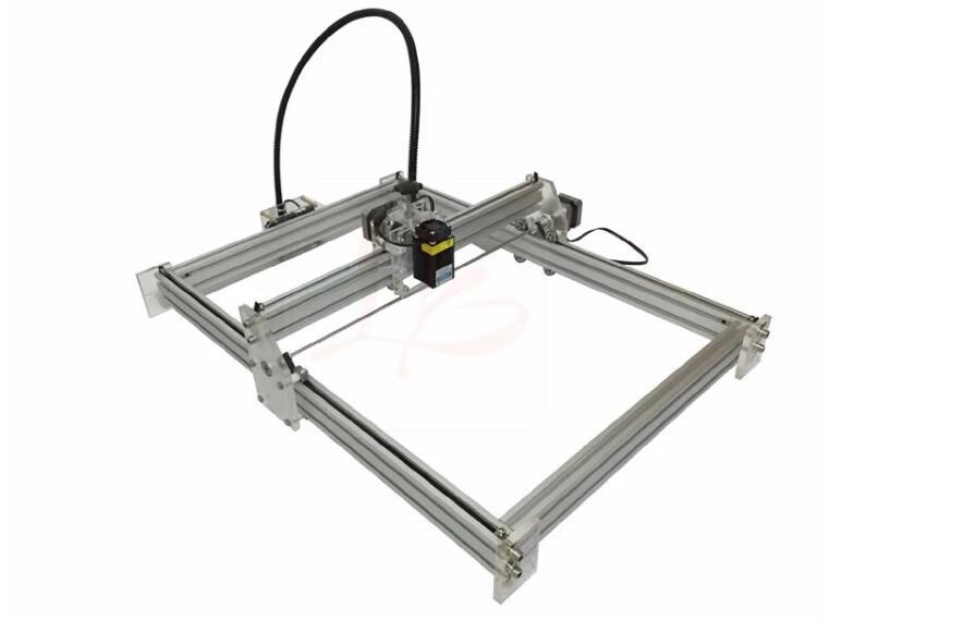 Machine de gravure de graveur de Laser de CNC de 15 W pour le routeur en métal/bois/bricolage
