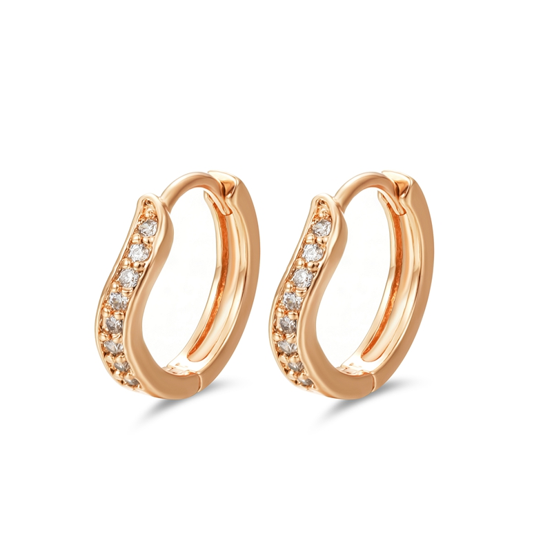 Aliexpress Sale 2020 Mode Ohrring Goldfarbene CC Ohrringe für Frauen Bijoux Brincos Earings Fashion 16E18K-93