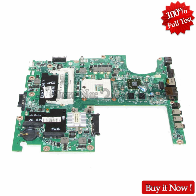 NOKOTION CN-04DKNR 04DKNR DA0FM9MB8D1 Main board For dell Studio 1558 Laptop Motherboard HM57 HD5470 DDR3 nokotion sps v000198120 for toshiba satellite a500 a505 motherboard intel gm45 ddr2 6050a2323101 mb a01