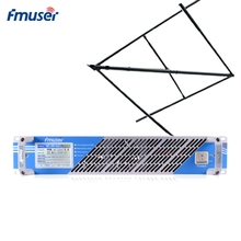 FMUSER FSN-150T 150 W 100 Вт FM передатчик Комплект fm-радиопередатчик трансляции+ CP100 антенна+ 20 м кабель для Радиостанция FM