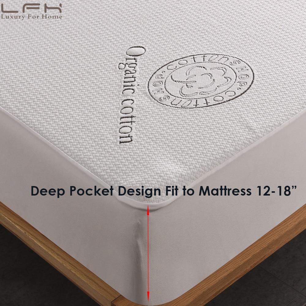 Fullsize Of Cotton Mattress Pad