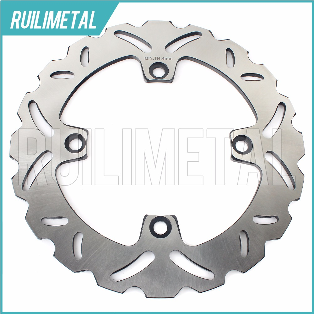 Rear Brake Disc Rotor for HONDA CBF 500 CB F HORNET 599 CBR 600 ABS N S 1000 ST 2006 2007 2008 2009 2010 2011 2012 motorcycle rear brake rotor disks disc for yamaha xp500 tmax500 t max500 2001 2011 xp 500 abs t max 500 abs 2008 2009 2010 2011