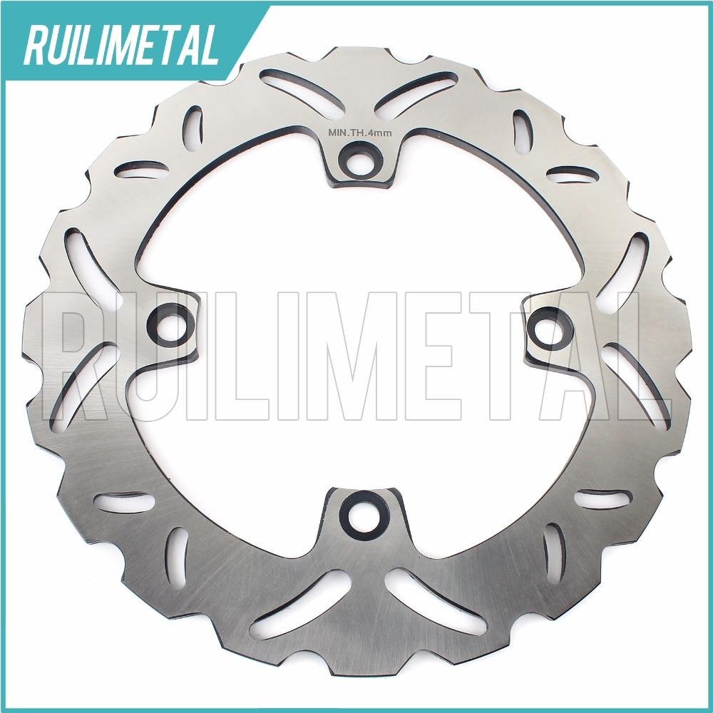 Rear Brake Disc Rotor for HONDA CBF 500 CB F HORNET 599 CBR 600 ABS N S 1000 ST 2006 2007 2008 2009 2010 2011 2012