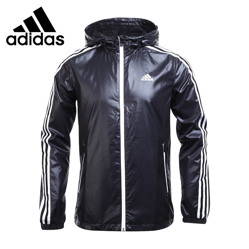 Original New Arrival 2017 Adidas Performance WB CLASSIC 3S Men's jacket Hooded Sportswear брюки спортивные adidas performance adidas performance ad094ewuof95