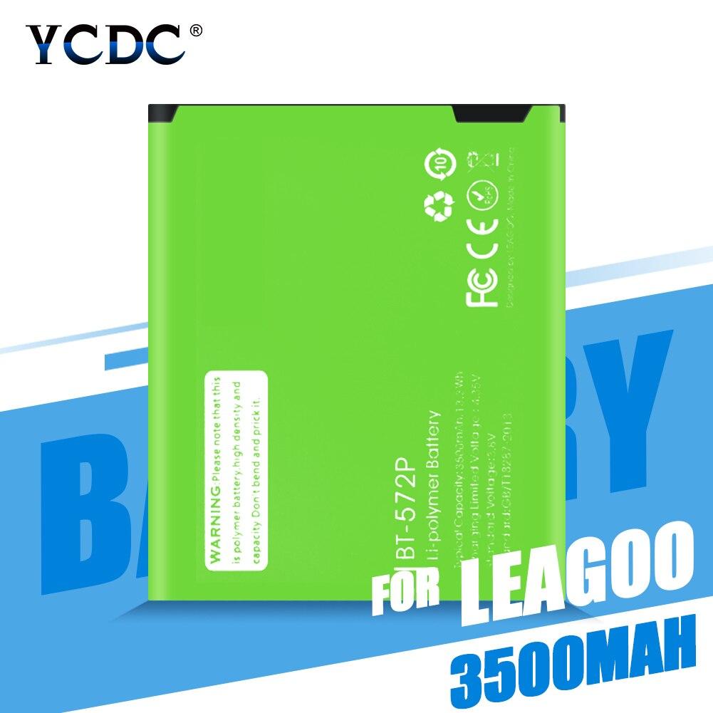 3500mAh BT-572P BT572P BT 572P Battery For Leagoo M8 Battery For Leagoo M8 Pro Batterie Bateria Accumulator Li-polymer Battery