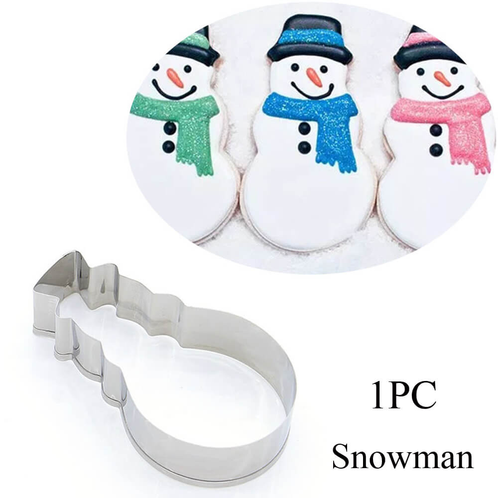 1PC Snowman