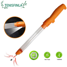 USB charged trematode Fly Trap Outdoor Plastic Insect Catcher Mosquito Killer Bee spider trap