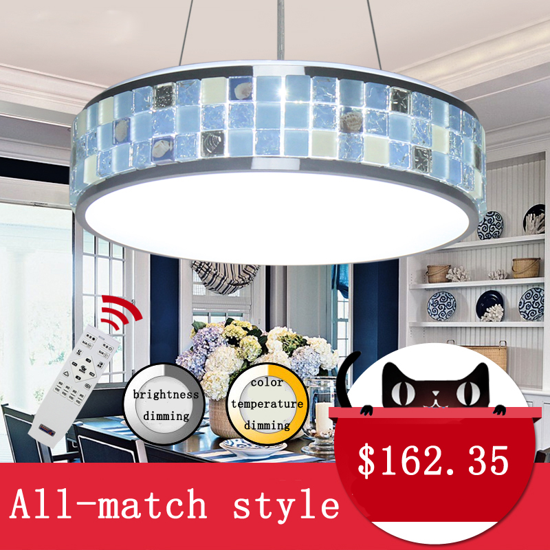 Mediterranean master bedroom lamps living room bedroom lighting warm study balcony corridor dining room Acrylic Light For Home vemma acrylic minimalist modern led ceiling lamps kitchen bathroom bedroom balcony corridor lamp lighting study
